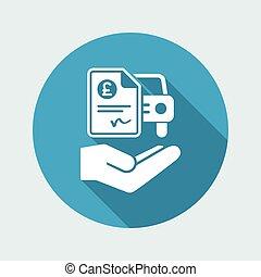 Car billing document - Sterling
