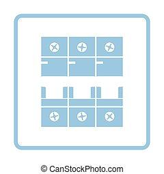 Circuit breaker icon
