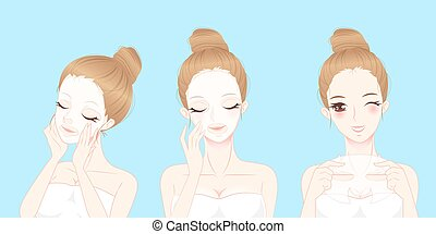 Skin care Clipart Vector and Illustration. 15,457 Skin care clip ...