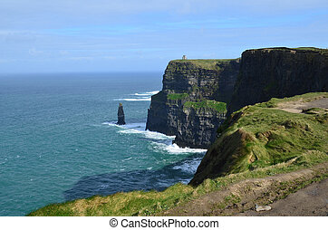 Breathtaking Views of the Cliffs of Moher and Galway Bay -...