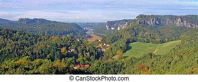 Gamrig Blick - mountain Gamrig view 03
