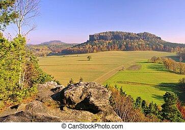 Pfaffenstein - mountain Pfaffenstein 02