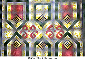 Islamic Geometric Design - Image of Islamic geometric design...