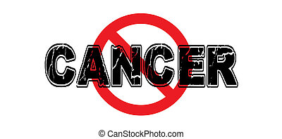 Ban Cancer, work to find cures and lifestyle choices that...