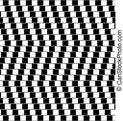 optical illusion black and white - seamless black and white...