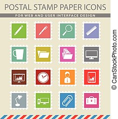 Office simply icons - Office simply symbol for web icons and...