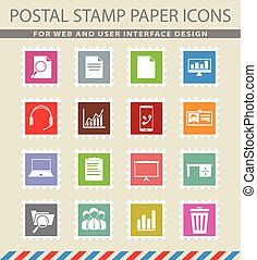 Office simply icons - Office simply icons web and user...