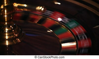 electronic roulette spinning casino
