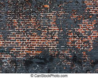 Old brick wal