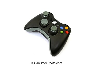 wireless controller - black wireless controller