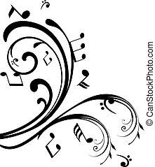 Musical Swirls
