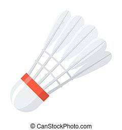 Shuttlecock for Badminton - Shuttlecock for badminton,...