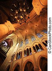 Notre dame de Paris - Cathedrale Notre Dame de Paris France