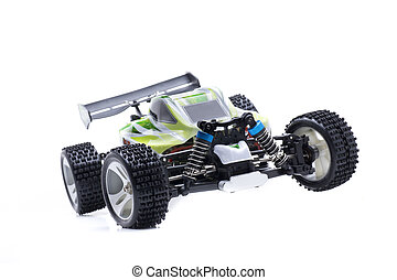 Spinning buggy - Small remote control car electric buggy