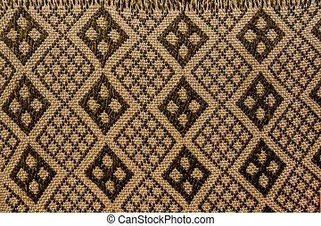Abstract pattern with geometric background - Abstract brown...