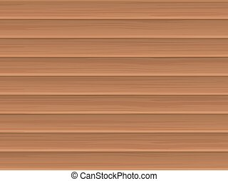 Vector wooden blinds - Wooden blinds jalousie or fence....
