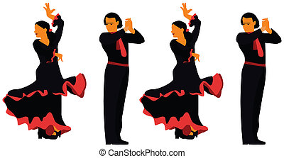 spain flamenco - flamenco dancing