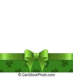 Background St. Patrick with space for text. - Background St....