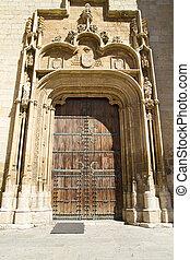 Alcala de Henares Cathedral (Spain)
