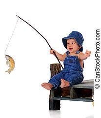 Got a Fish!