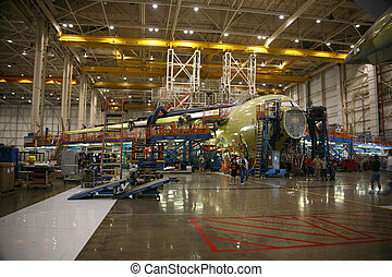 Aircraft in Production Editorial - Inside Aerospace...