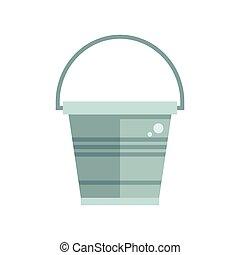 Garden Bucket Icon