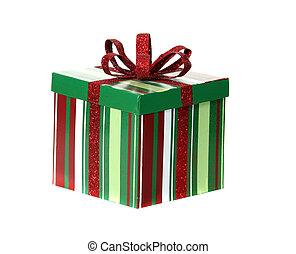 feriado, navidad, presente