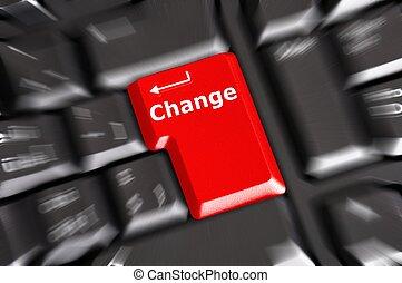 Mudança
