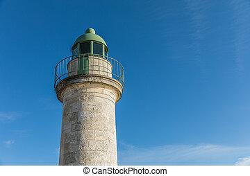 Tour Josephine lighthouse in Saint-Gilles Croix de Vie...