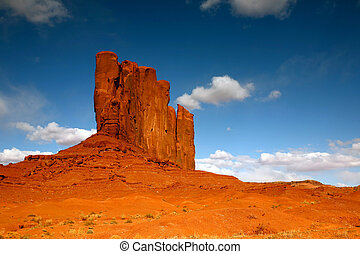 Picture Perfect in Monument Valley Arizona