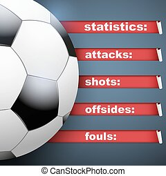 Background of Statistics Football Soccer - Background of...