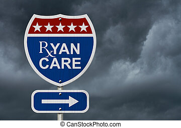 Ryan care healthcare insurance in the USA
