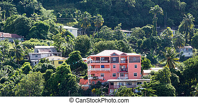 Pink Resort Condo on Tropical Hill