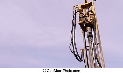 Modern rotary drill rigs bore water well - rotary drill rigs...