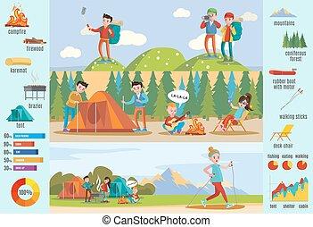 Backpacking And Hiking Brochure - Backpacking and hiking...