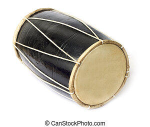 Drum of native Indian music