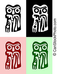 american indians\' owls