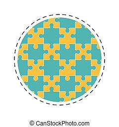 round collection puzzle solution image