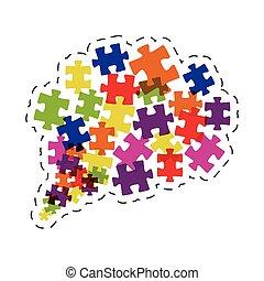 cloud puzzle solution image