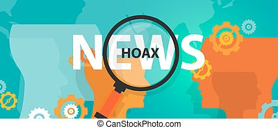 hoax fake news or facts alternative find truth press problem...