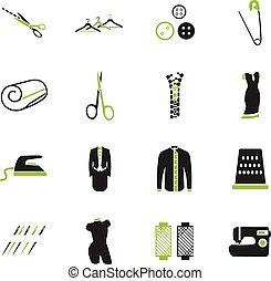 Tailoring icons set