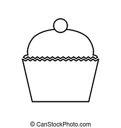 Restaurant and kitchen utensil icon vector illustration...