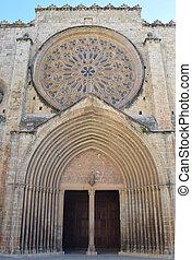 Monasterio de San Cugat en Barcelona España