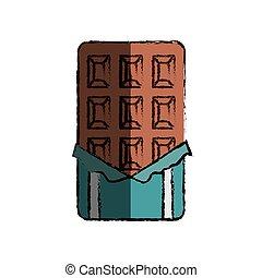 chocolate, barzinhos, ícone