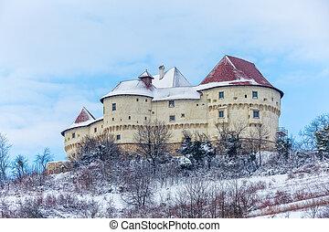Castle Veliki Tabor in Croatia - The old castle Veliki Tabor...