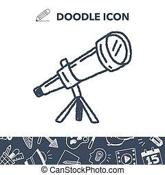 Doodle Telescope