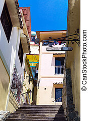 Old House in Guayaquil - Old house in Las Penas neighborhood...