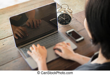 The Quality Time At Workspace, stock photo