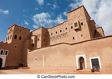 Taourit kasbah, Ouarzazate, Morocco