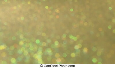 abstract background, video footage - Abstract blurred lights...